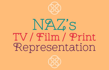Nazia Chaudhry's On-Camera Representation