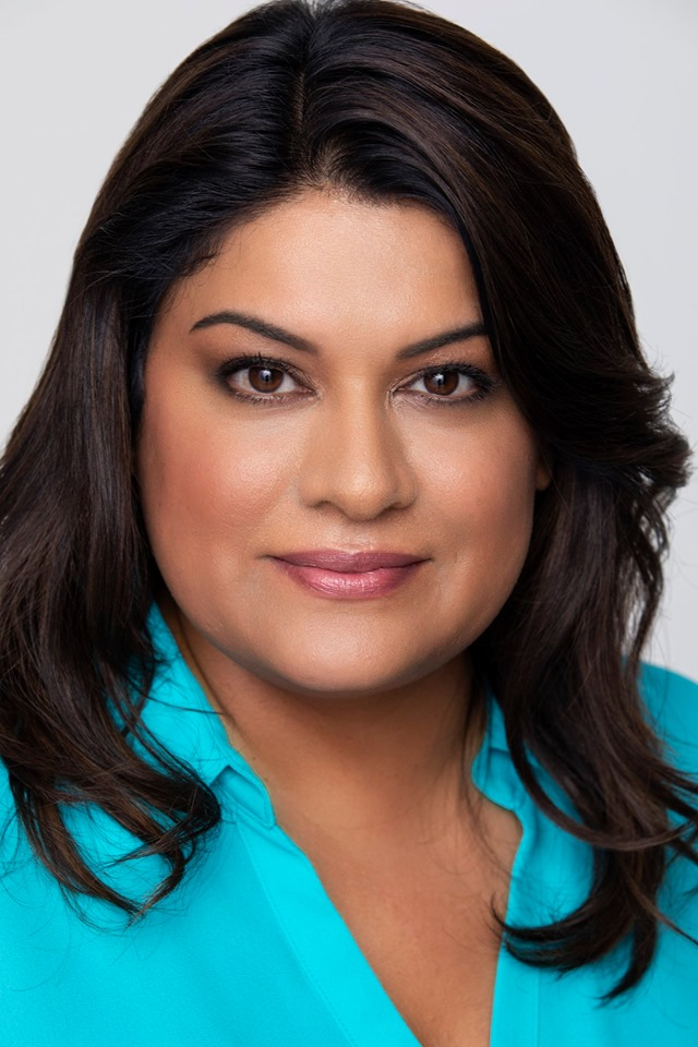 Nazia Chaudhry - Theatrical Headshot