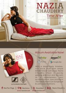 Album Release Flyer2